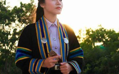 ขอแสดงความยินดีกับนางสาวนิศารัตน์ จิตไธสง ศิษย์เก่าสาขาวิชาพุทธศาสนศึกษาที่สอบติดครูธุรการ โรงเรียนบ้านตะคร้อโนนทอง อ.บัวใหญ่ จ.นครราชสีมา