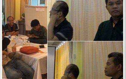 คณาจารย์หลักสูตรครุศาสตรบัณฑิต สาขาวิชาพุทธศาสนศึกษา  ร่วมโครงการร่วมสัมมนาทบทวนแผนและจัดทำแผนปฏิบัติการ ระหว่างวันที่ 10-11 สิงหาคม 2560 ณ โกลด์เมาเทนรีสอร์ท อำเภอวังน้ำเขียว จังหวัดนครราชสีมา