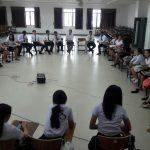 กำหนดสัมมนา ครั้งที่ 1 นักศึกษาฝึกประสบการณ์สอนวิชาชีพครู ชั้นปีที่ 5 ประจำภาคการศึกษาที่ 2/2560 วันศุกร์ที่ 15 ธันวาคม 2560