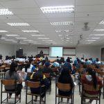 ประชุมร่วมคณาจารย์และนักศึกษาหลักสูตรครุศาสตรบัณฑิต สาขาวิชาพุทธศาสนศึกษา  ครั้งที่ 1/2561