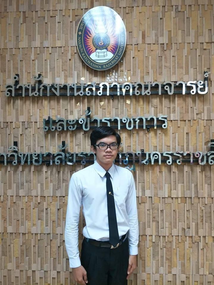แสดงความยินดีกับนักศึกษาสาขาวิชาพุทธศาสนศึกษา ที่ได้รับทุนการศึกษาจากกองทุนคณะกรรมการส่งเสริมกิจการนักศึกษา จำนวน60,000 บาท