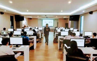 อาจารย์สาขาวิชาพุทธศาสนศึกษาจัดกิจกรรมการเรียนการสอนเพื่อพัฒนาทักษะศตวรรษที่ 21 ภายใต้ชื่อ NRRU Spark