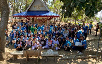 กิจกรรมค่ายพุทธศาสน์ราชสีมาพัฒนาชุมชน ครั้งที่ 4 ระหว่างวันที่ 14 – 16 กุมภาพันธ์ 2563 ณ โรงเรียนถนนมิตรภาพ ตำบลลาดบัวขาว อำเภอสีคิ้ว จังหวัดนครราชสีมา