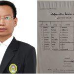 แสดงความยินดีกับอาจารย์ชินวัชร นิลเนตร อาจารย์สาขาวิชาพุทธศาสนศึกษาที่สอบผ่านบาลีศึกษา บ.ศ.4 ประจำปี 2563